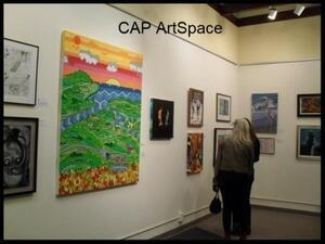 CAP ArtSpace March Exhibit
