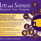 """The Arts and Sciences: Beyond Your Degree"" - Career Development Seminar"