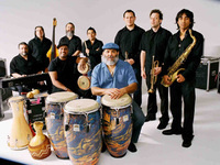 Cornell Concert Series Presents: Poncho Sanchez Latin Jazz Band featuring Christian Scott