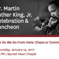 Dr. Martin Luther King, Jr. Celebration & Luncheon