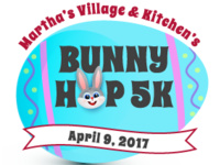 Bunny Hop 5K Benefiting Martha's Village and Kitchen