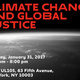 Climate Change and Global Justice