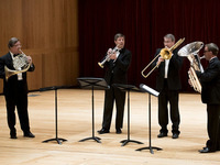 Louisville Brass with Eri Hidano