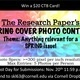 The Research Paper's Spring Cover Photo Contest!