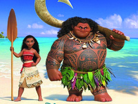 JCSU Movie Series: Moana