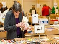 42nd Annual AAUW Book Sale @ The Marcus Whitman Hotel