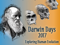 Darwin Days 2017: Exploring Human Evolution