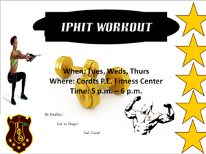 I-Phit Workouts