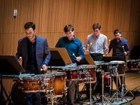 Friday Music Series:  Sandbox Percussion