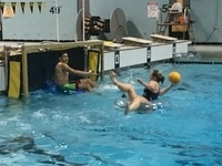 Intramural Inner Tube Water Polo Registration