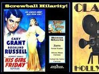 Classic Movie Sunday Matinee: His Girl Friday