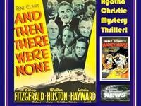 Classic Movie Sunday Matinee: And Then There Were None
