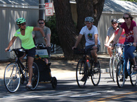 Group Rides with The Bike Campaign