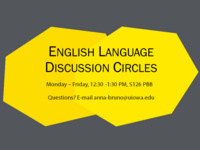 English Language Discussion Circles (ELDC)