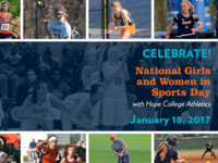 National Girls and Women in Sport Day