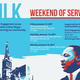 MLK Weekend of Service: Service Project at the Martin Luther King Center