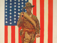 Exhibition Tour: Artists and World War I