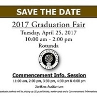 Graduation Fair for Class of 2017