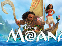 CAB Presents: Moana