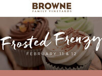 Frosted Frenzy @ Browne Family Vineyard