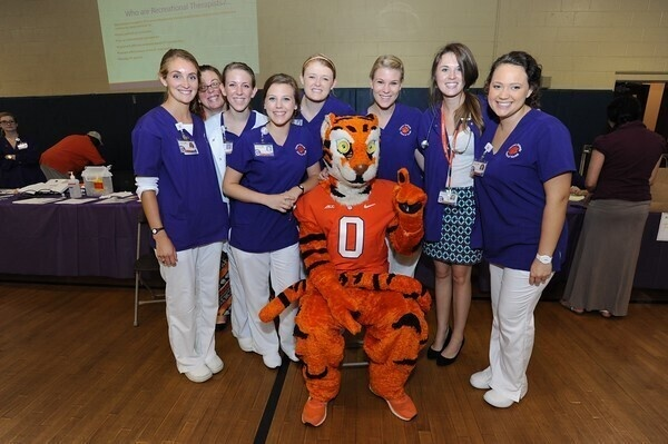 Clemson University Employee Resource Fair