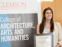 College of Architecture, Arts and Humanities Honors and Awards Ceremony