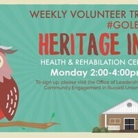 Weekly Volunteer Trips - Heritage Inn