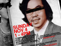 CALL TO ACTION: RESPONDING TO ANTI-ASIAN VIOLENCE Screening of Vincent Who? & Community Dialogue