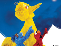 Planetarium show: One World One Sky, Big Bird's Adventure