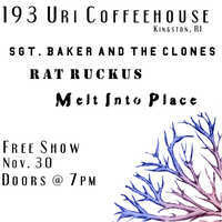 Concert at 193 Degree Coffeehouse in the MU!