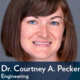 Continuum Scholars Lecture by Dr. Courtney A. Peckens