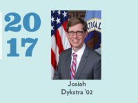 Event image for Young Alumni Award Workshop: Josiah Dykstra
