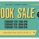 Library Spring Book Sale