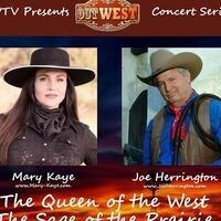 SCVTV Presents The OutWest Concert Series: Queen of the West & The Sage of the Prairie, Mary Kaye & Joe Herrington