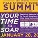 Second Annual Male Student Success Summit