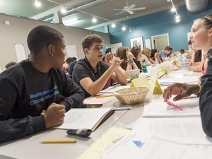 Students Discuss Post-Election Classroom Climate