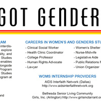 Women's & Gender Studies Reception for Graduates