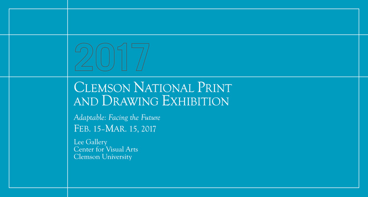 Clemson National Print and Drawing Exhibition