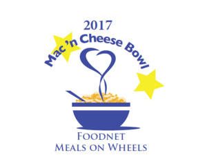 Foodnet Meals on Wheels 4th Annual Mac 'n Cheese Bowl