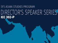 Director's Speaker Series ft. Japan Expert Patricia Maclachlan