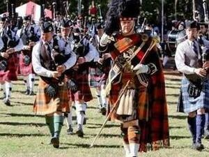 45th Annual Stone Mountain Highland Games