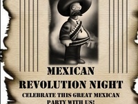 Mexican Revolution Night