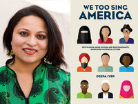 Writers LIVE: Deepa Iyer, We Too Sing America: South Asian, Arab, Muslim, and Sikh Immigrants Shape Our Multiracial Future