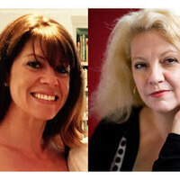 Poetry & Conversation: Elizabeth Hazen & Rose Solari