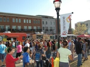 Suwanee Food Truck Friday