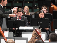 CU Music:  CU Wind Symphony & IHS Wind Ensemble