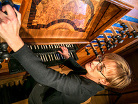 CU Music: University organist Annette Richards in concert
