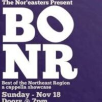 Best of the Northeast Region a cappella Showcase