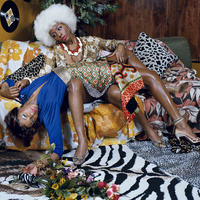 Mickalene Thomas: Muse and tête-à-tête