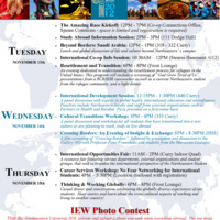 INTERNATIONAL EDUCATION WEEK!